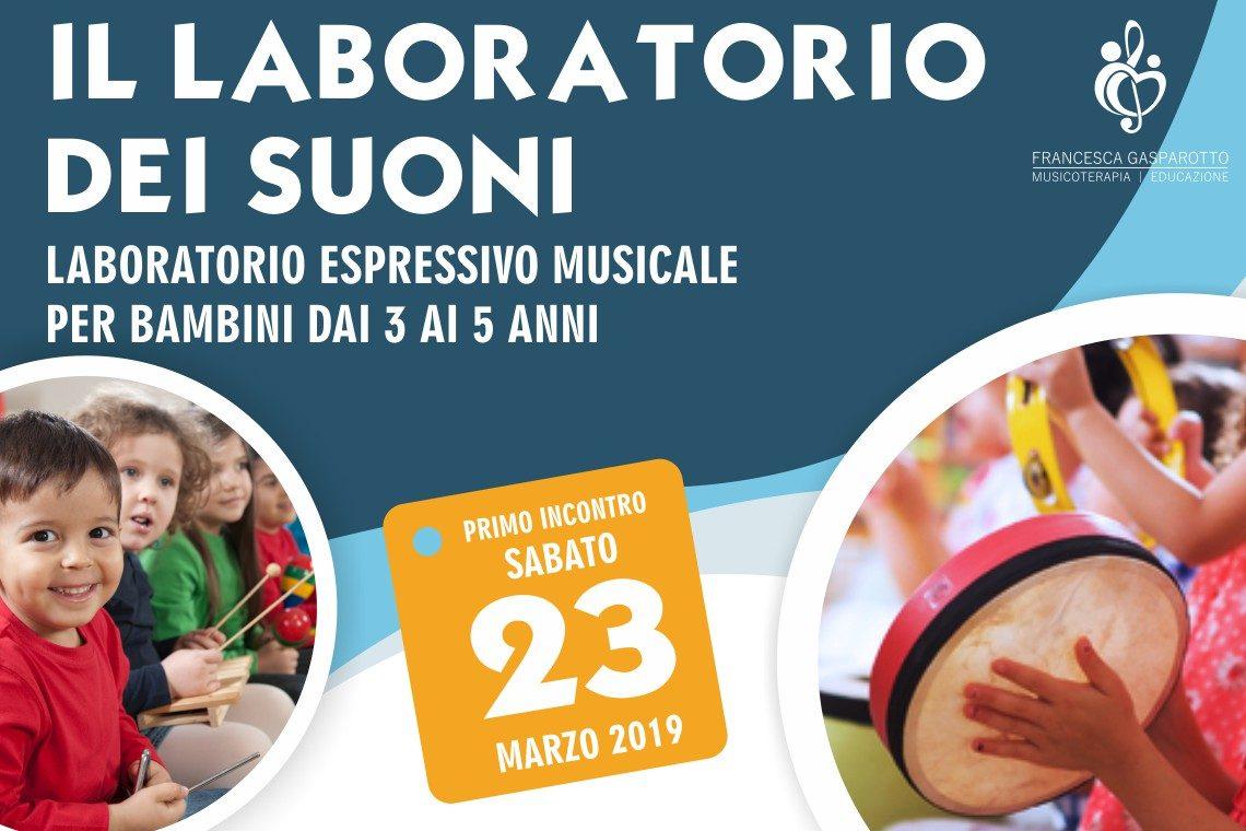 Il laboratorio dei suoni - Francesca Gasparotto
